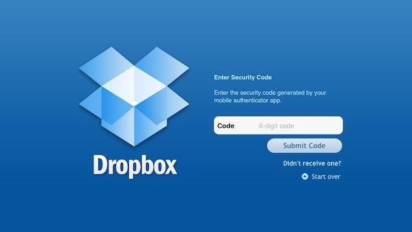 Cómo activar la verificación de dos pasos en Dropbox - Dropbox-verificacion-dos-pasos