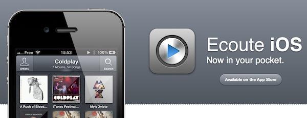 Ecoute ios Ecoute, uno de los mejores reproductores alternativos en Mac llega a iOS