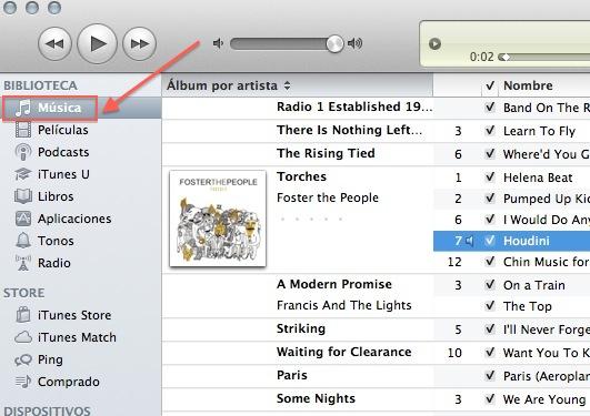 Cómo excluir canciones de la reproducción aleatoria en iTunes - Excluir-canciones-itunes