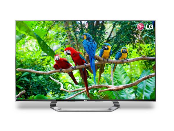 LG marca diferencias con sus sistemas de televisores 3D sin lentes activos - LG_LM9600