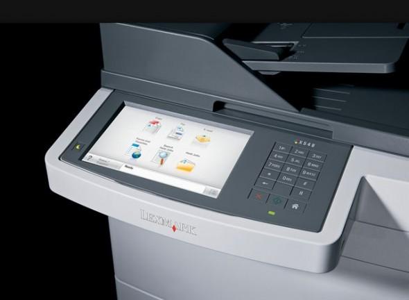 Lexmark1 590x432 Lexmark presenta Scan to Hard Disk, nueva app para digitalizar documentos en el disco duro