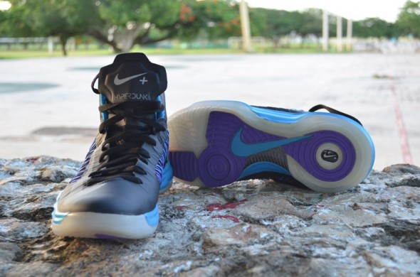 Nike+ Hyperdunk, los zapatos deportivos llenos de tecnología [Reseña] - Nike+-Basketball-1-590x390