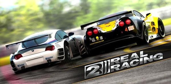 Geniales juegos de carreras de autos para tu smartphone - Real-Racing-2
