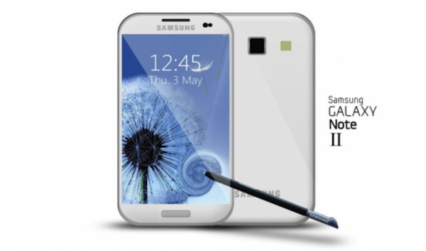 Nueva Samsung Galaxy Note será presentada en Agosto - Samsung-galaxy-note-2