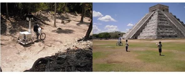 Google Street View agrega 30 sitios arqueológicos mesoamericanos en México - Special-Collections-590x236