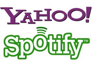 Yahoo! y Spotify anuncian poderosa alianza