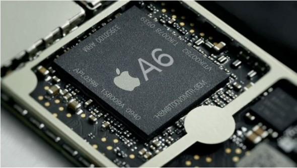 apple a6 590x334 Todo lo que sabemos del supuesto nuevo iPhone 5 próximo a lanzarse este 12 de septiembre