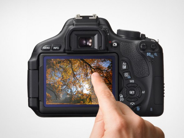 canon t4i 590x442 Canon EOS Rebel T4i ya está disponible en México