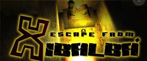 Juego de aventuras maya para iPhone, Escape From Xibalbá - escape-from-xilbaba