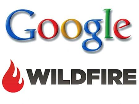 google compra wildfire Google compra Wildfire, un empresa de publicidad social