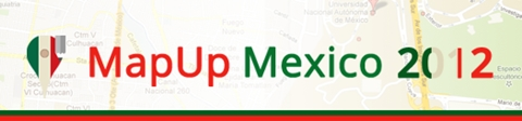 Mejora los mapas de México con tecnología de Google, MapUp México 2012 - google-map-up-mexico-2012