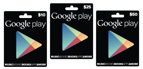 Google confirma las tarjetas de prepago para Google Play - google-play-tarjetas