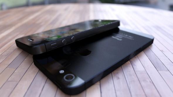 iphone 5 design 590x331 Todo lo que sabemos del supuesto nuevo iPhone 5 próximo a lanzarse este 12 de septiembre