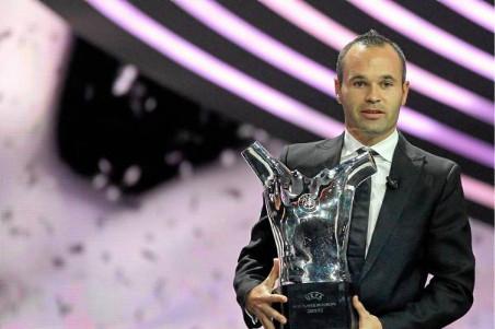 Hubo de todo en la ceremonia de grupos de la Champions - mejor-jugador-de-europa
