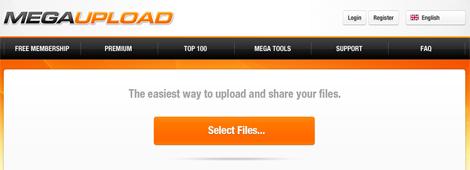 Gran promesa del nuevo MegaUpload - nuevo-megaupload