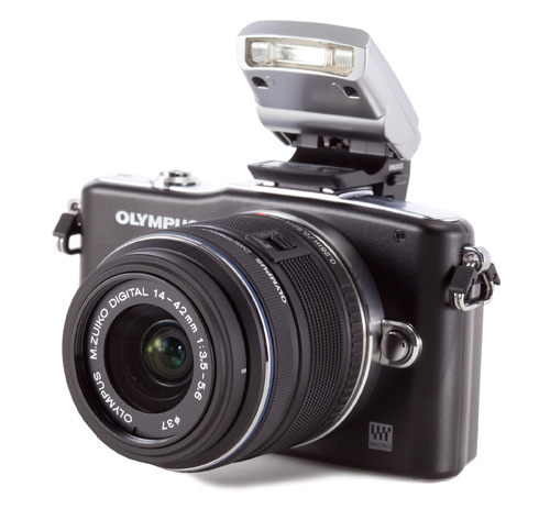 Nueva cámara Olympus PEN E-PM1 es presentada - olympus-pen-e-pm1