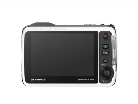 olympus tg 620 ihs b Olympus TG 620 iHS, cámara TOUGH que combina calidad de imagen y resistencia