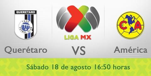 Querétaro vs América en vivo (Apertura 2012) - queretaro-america-apertura-2012