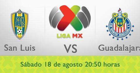 San Luis vs Chivas en vivo (Apertura 2012) - san-luis-chivas-apertura-2012