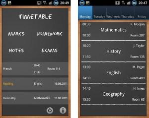 Mantente organizado en este regreso a clases con School Helper para Android