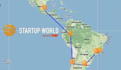 startup world mexico 2012 La startup que representará a México en la competición Startup World
