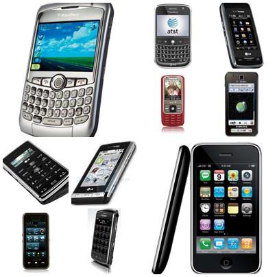 87 de cada 100 Mexicanos tienen un celular según COFETEL - telefonos-celulares