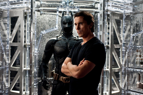 the dark knight rises La transformación de Christian Bale a través de los años