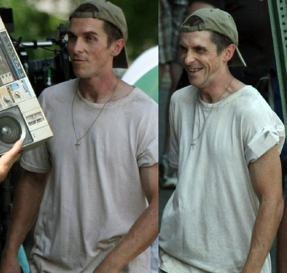 La transformación de Christian Bale a través de los años - the-fighter