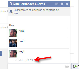 Evita que tus contactos de Facebook sepan cuando viste sus mensajes con Chat Undetected - undetected-chat