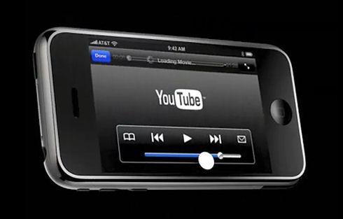 Apple remueve la app de Youtube de iOS 6 - youtube-iphone