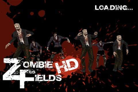 Zombie Field HD, divertido juego de zombies para tu Android - zombie-fields-hd