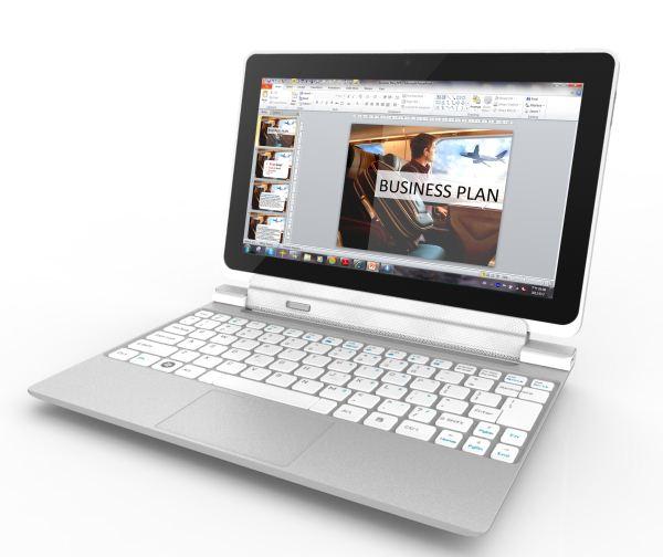 Se hacen públicos los precios de las tablets Acer con Windows 8 - Acer-Iconia-Tab-W510