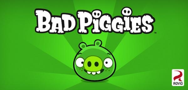 Bad Piggies de Rovio saldrá el próximo 27 de septiembre - Angry-piggies