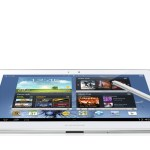 Samsung anuncia la Galaxy Note 10.1 en México - GALAXY-Note-10.1-white