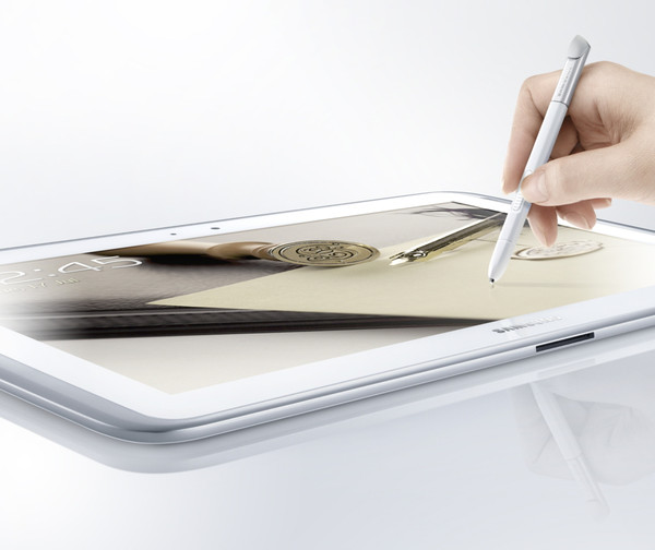 Samsung anuncia la Galaxy Note 10.1 en México - GALAXY-Note-10.1