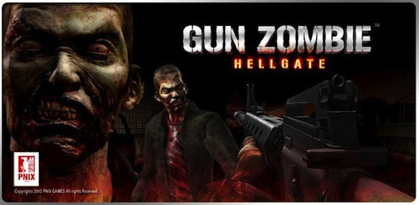 Gun Zombie - Hell Gate, un excelente juego de Zombies - Gun-Zombie