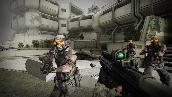 Killzone HD llegará a la PlayStation Network en octubre - Killzone-HD