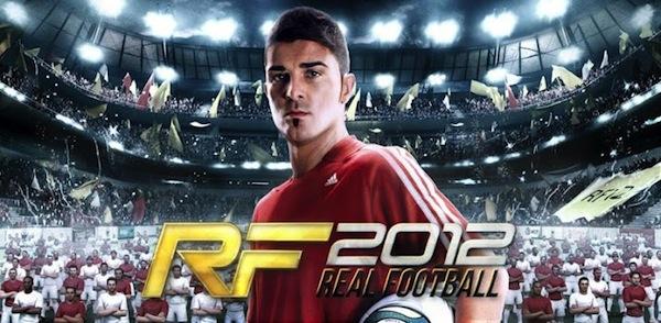 Real Football 2012, uno de los mejores juegos de Fútbol para iOS y Android