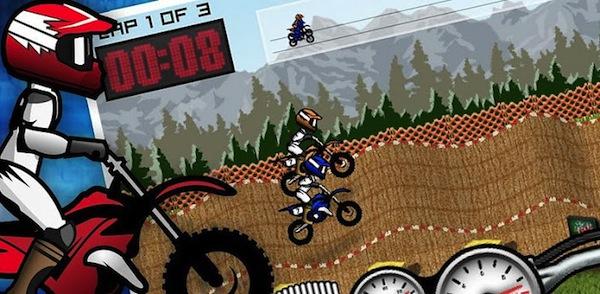 Divertidos juegos de carreras de motos para iOS y Android - Speedy-Biker-Xtreme