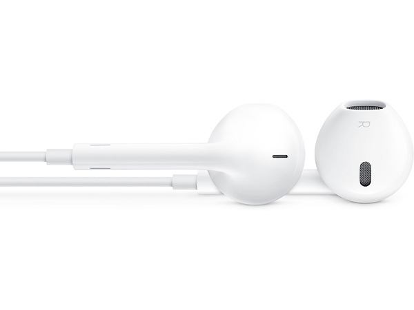 Apple actualiza los audífonos del iPhone y los bautiza como EarPods - apple-earpods