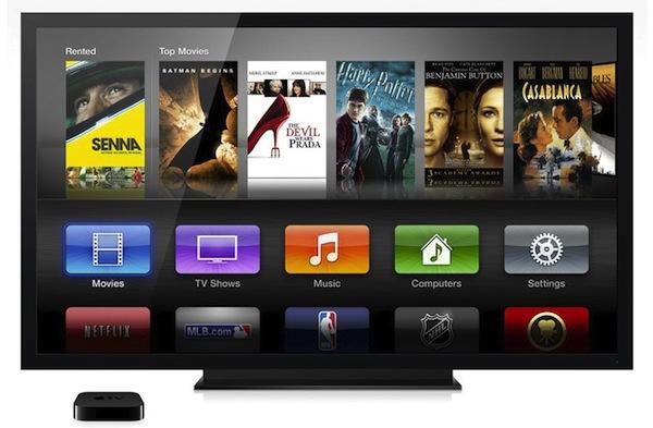 Apple actualiza el software del Apple TV a la versión 5.1