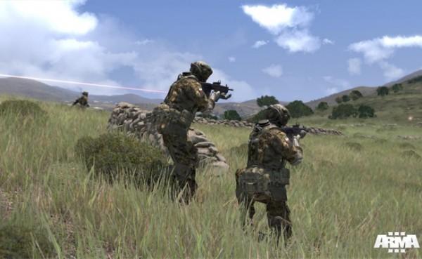 Desarrolladores de videojuego de guerra detenidos por espionaje a militares - armaIII-espionaje