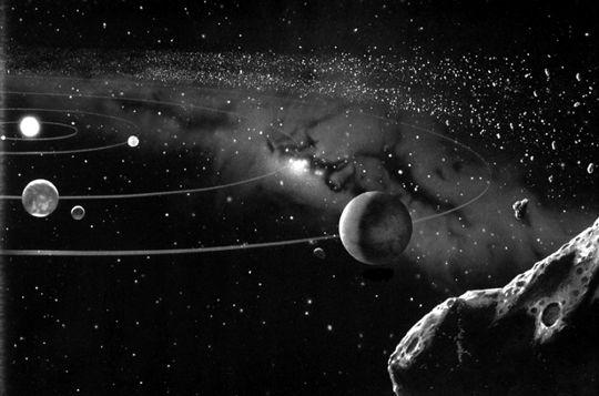 asteroides peligrosos Interesante video nos muestra todos los asteroides que amenazan la Tierra