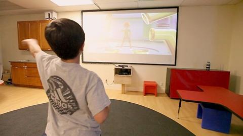 Terapin2, un proyecto para niños autistas hecho en un fin de semana - autismo-kinect