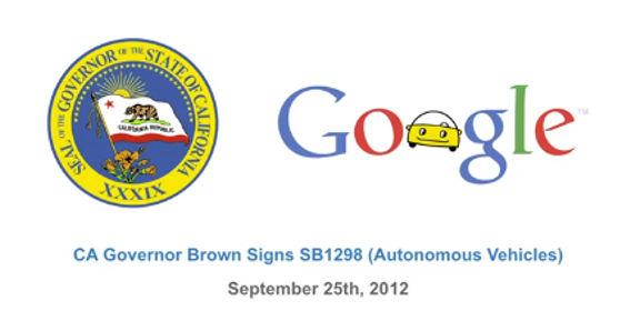 """Legalizan las pruebas de vehículos """"sin piloto"""" de Google en el Estado de California - autorizan-autos-sin-piloto"""