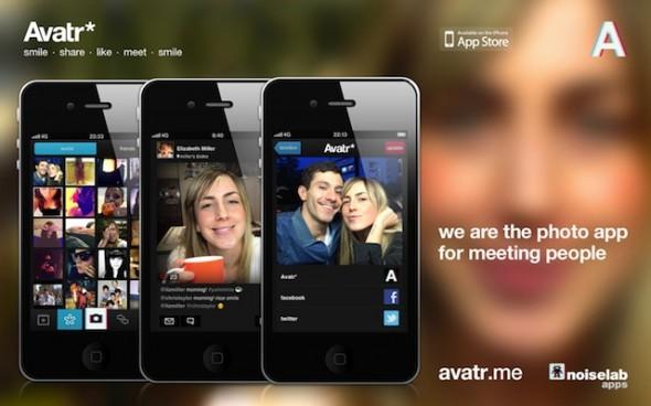 Avatr*, app para iOS que te ayuda a elegir tu mejor foto de perfil - avatr-590x368