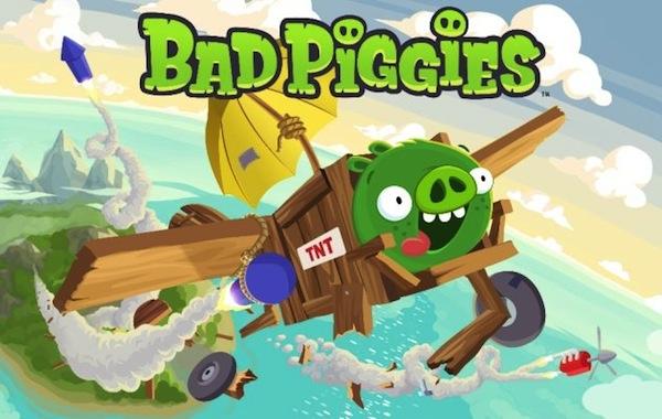 Primer video del gameplay del esperado juego Bad Piggies de Rovio - bad-piggies-gameplay