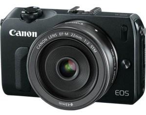 """Canon presenta en México la nueva """"sin espejo"""" Canon EOS M"""