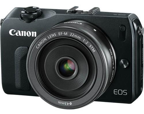 """Canon presenta en México la nueva """"sin espejo"""" Canon EOS M - canon-eos-m"""
