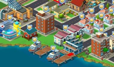 Los juegos más populares en Facebook - cityville-facebook